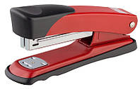 Степлер №24 Buromax 25л метал. красный BM.4256-05