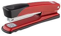 Степлер №24 Buromax 30л метал. красный BM.4257-05