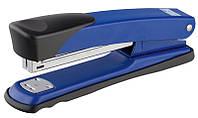Степлер №24 Buromax 30л метал. синий BM.4257-02
