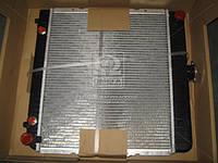 Радиатор охлаждения MERCEDES (Производство Nissens) 62740