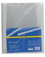 Файл прозрачный Buromax А4+ 100шт 50мкм BM.3815