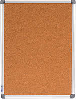 Доска пробковая Buromax 45Х60см алюминевая рама (BM.0016)