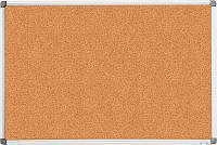 Доска пробковая 60Х90см (Buromax, алюм. рамка, BM.0017)