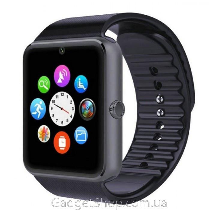 Умные часы GT08, smartwatch, гарнитура, смартвотч