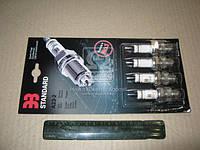 Свеча зажигания ЭЗ А-23-2 ЗАЗ ( комплект 4 штук блистер) (производитель Энгельс) А23-2