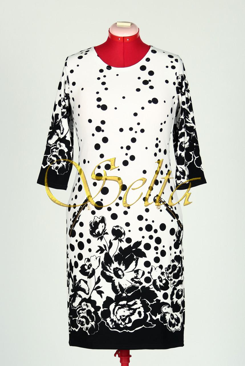 Платье Selta 212 размеры 50, 52, 54, 56