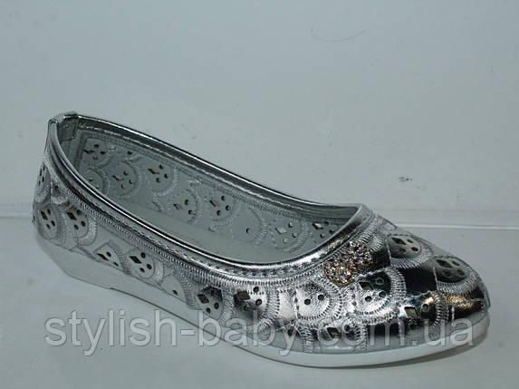Детская обувь оптом. Детские туфли бренда M.L.V. для девочек (рр. с 31 по 36), фото 2