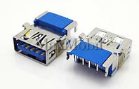 U308 разъем USB 3.0  мама, гнездо