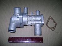 Термостат ВАЗ 2110-12 t 85 градусов с патрубками (производитель ПРАМО, г.Ставрово) 21082.1306010-11