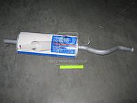Глушитель ВАЗ 1119 основной (производитель АвтоВАЗ) 11190-120001081