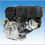 Двигатель бензиновый Weima WM192FЕ-S New (18л.с. электростартер), фото 3