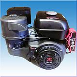 Двигатель бензиновый Weima WM192FЕ-S New (18л.с. электростартер), фото 5