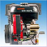 Двигатель бензиновый Weima WM192FЕ-S New (18л.с. электростартер), фото 6
