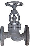 Вентиль сталевий фланцевий 15с65нж д. 150