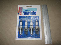 Свеча зажигания УАЗ с дв ЗМЗ 21,24,402 и УМЗ 451,4215.10 ( комплект4 шт) F702 (производитель FINWHALE) А14В