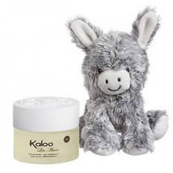 Детский набор Kaloo Peluche ane (парфюмированная дымка 100мл+детская игрушка ослик)
