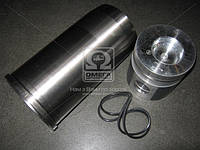 Гильзо-комплект Д 260,Д 245 ЕВРО-2 (ГП+ уплотнительное/кольцо) (грубойС) поршневые кольца (МД Конотоп)
