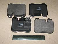 Колодка тормозная BMW 7 передний (производитель TRW) GDB1161