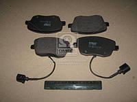 Колодка тормозная VW POLO, SEAT IBIZA V передний (производитель TRW) GDB1472