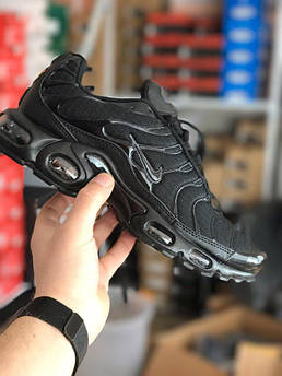 Мужские кроссовки Nike Air Max 95 Plus Black