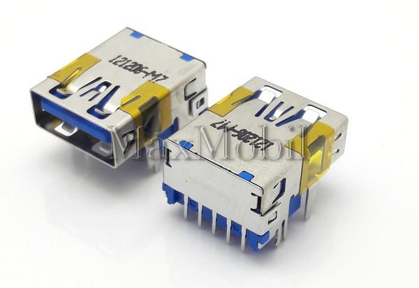 Разъем USB 3.0  мама, гнездо, U320