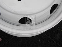 Диск колесный 16Н2х5,5J ГАЗ 3302 раскатной ( круглый отверстий) (производитель КрКЗ) 14.3101011-01.03