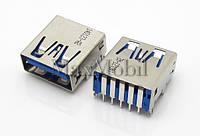 U321 разъем USB 3.0  мама, гнездо