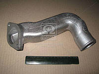 Патрубок насоса водяного Д 260 МТЗ 1221 (производитель ММЗ) 260-1307048