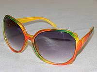 Солнцезащитные очки женские, разноцветные 790105