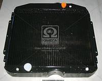Радиатор водяного охлажденияГАЗ 53 (3-х рядный) (производитель ШААЗ) 53-1301010