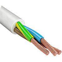 Силовой кабель  ШВВП 3х0,75 CU 100м