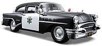Автомодель 1:26 Buick Century 1955 чёрный MAISTO (31295 black)