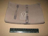 Накладка тормозная МАЗ, КРАЗ заднего (производитель Трибо) 200-3502105А
