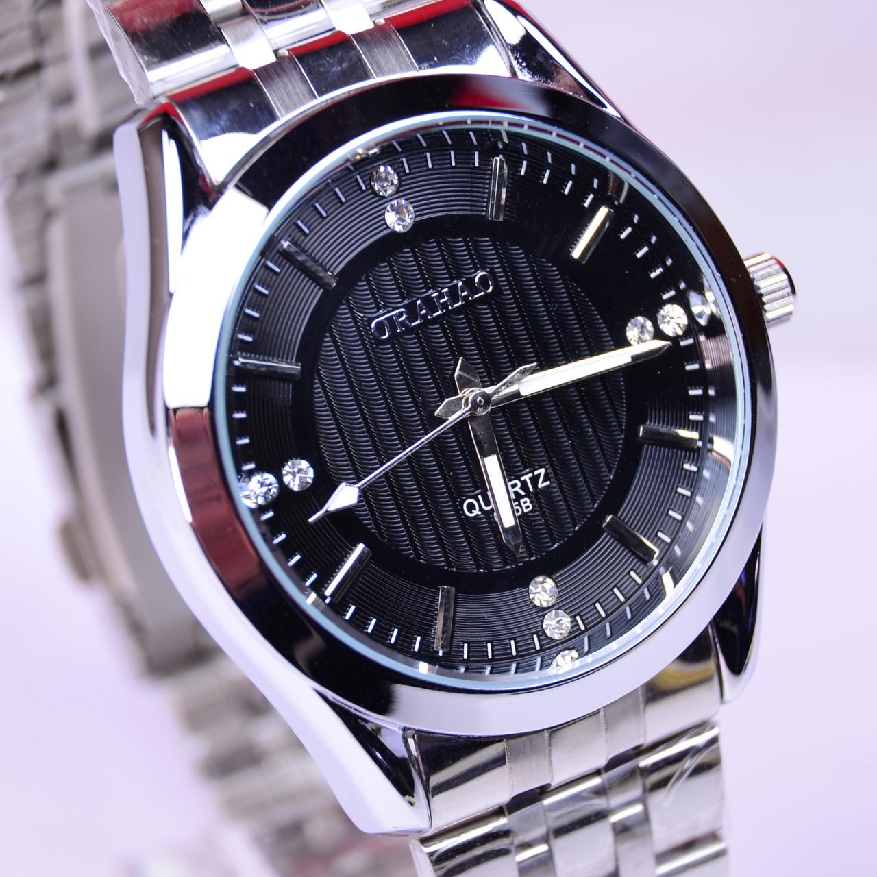 Мужские наручные часы Orahao черный циферблат