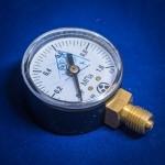 Манометр МП-50 1,0 МПа СО2 (углекислый газ)