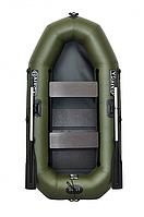 Лодка надувная гребная Omega Ω 280LSТ(PS) с навесным транцем. Бесплатная доставка!