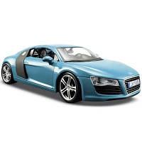Автомодель 1:24 Audi R8 2008 синий металлик MAISTO (31281 met. blue)