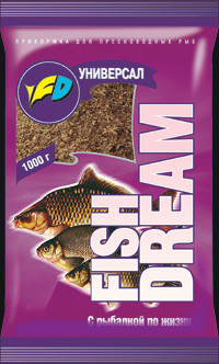 "Карповая прикормка Fish Dream ""Универсал"""