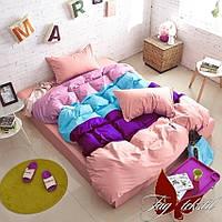 Комплект постельного белья поплин Тм Таg евро размер 012