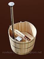 Офуро (японская баня) из дуба 1300 литров