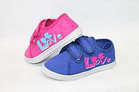 Купить оптом детские тапочки из текстиля для девочек от фирмы M.L.V B703 (12 пар, 25-30)