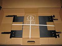 Радиатор кондиционера FIAT DOBLO (119, 223) (01-) 1.9 D (пр-во Nissens)