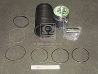 Гильзо-комплект ЯМЗ ЕВРО-2 (ГП+Кольца+ стакан +уплотнитель) (общаяголовка) ДАЛЬНОБОЙ (МОТОРДЕТАЛЬ)