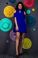 Красивое модное женское молодежное платье 2017