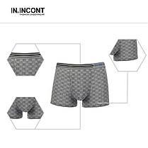 Мужские боксеры стрейчевые марка «IN.INCONT»  Арт.3541, фото 2
