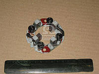 Щетка стартера МТЗ 24В комплект с щёткодержателем (ТМ JUBANA) 243703102
