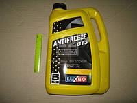 Антифриз LUXE LONG LIFE (желтый) 5кг 698