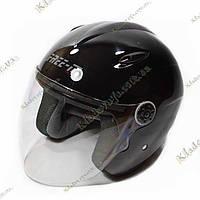 Мото шлем Helmet Free - m,  ¾, Котелок, Круизер, Чоппер, полулицевик, фото 1