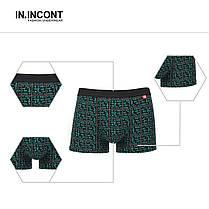 Мужские боксеры стрейчевые марка  «IN.INCONT»  Арт.3544, фото 2