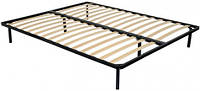 Каркас кровати с опорами, 6.5 см (Пан Матрас)